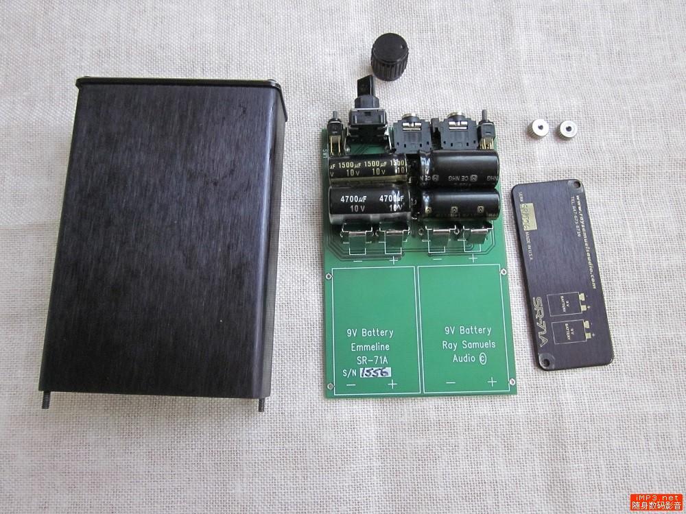 电路是非常经典的op buf构架,使用ad797搭配buf634,声音雄浑豪迈,虽然